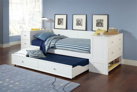 Design Daybeds With Drawers Ideas Daybed With Trundle Concept Homesfeed