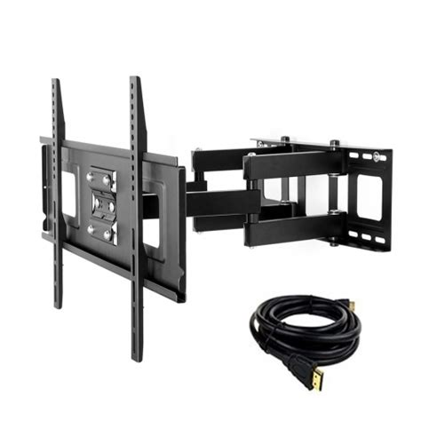 tv wall mount full motion reviews 28 images kanto full motion tv wall mount for 19 quot 55