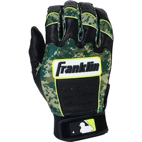 Franklin Cfx Pro Revolt Batting Gloves Baseball Glove Black Gree franklin cfx pro digi batting gloves black green
