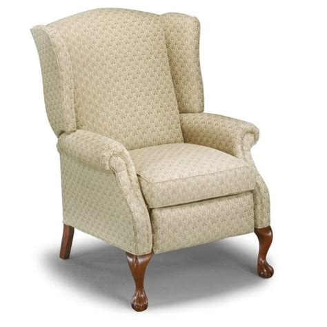wingback recliner chair the hot seat the portland press herald maine sunday