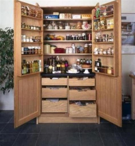 Free Standing Kitchen Ideas Kitchen Contemporary Free Standing Kitchen Pantry High Pantry Cabinet Kitchen Pantry Cabinet