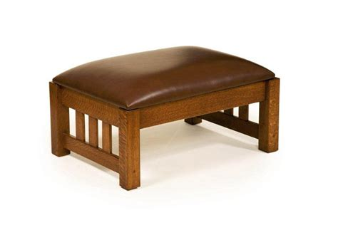 Mission Style Ottoman Furniture For Sale Adfind Org