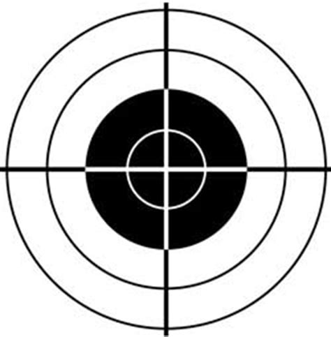 free printable targets to download the firearm blogthe free targets from firearms net au