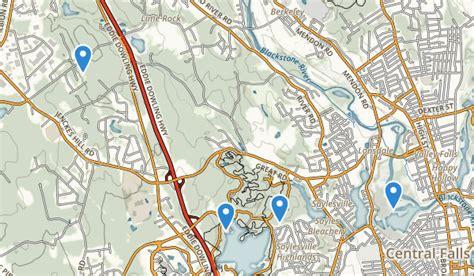 lincoln rhode island map map lincoln ri afputra