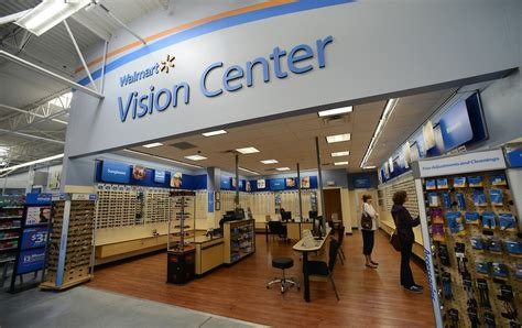 does walmart a closer look at your walmart vision center