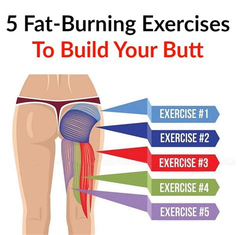 Top 7 Exercises To Tighten Up The Buttocks by 5 Effective Exercises That Will Build Up Your Glutes
