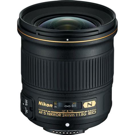 Diskon Nikon Lensa Afs 50mm F 1 8g Af S 50 Mm F 1 8 G Free nikon af s nikkor 24mm f 1 8g ed lens 20057 b h photo