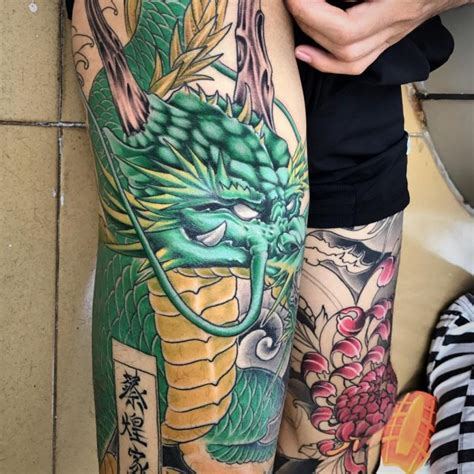 dragon tattoo in colour 75 unique dragon tattoo designs meanings cool