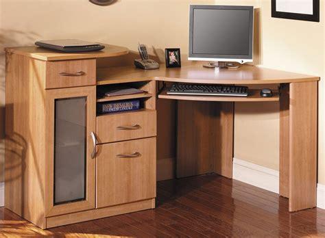 corner computer desk wood wood corner computer desk with drawers the best wood