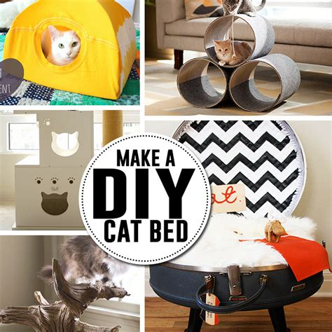 diy cat beds diy cat beds archives andrea s notebook