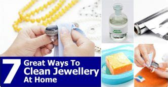how to make jewelry cleaner at home step by step on how to make everything part 6