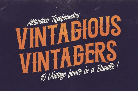 typography html 10 fantastic high quality fashioned vintage fonts