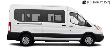 ford transit wagon medium roof   wb