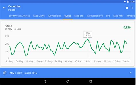 adsense update google updates official adsense app in the play store with