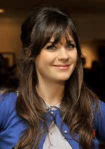 zooey deschanel hair color fashion as zooey deschanel hair