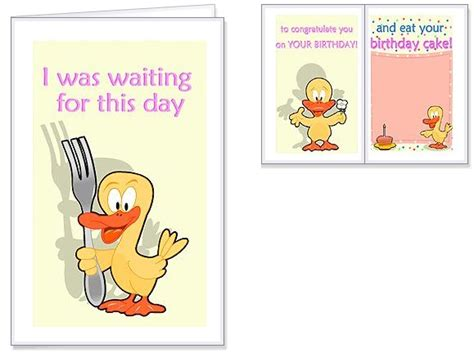 printable birthday cards funny free printable funny birthday cards for brother