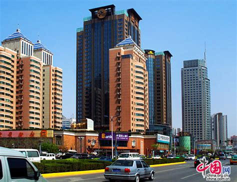 imagenes de sociedades urbanas construcciones urbanas de xi 241 an 图片中国 中国网
