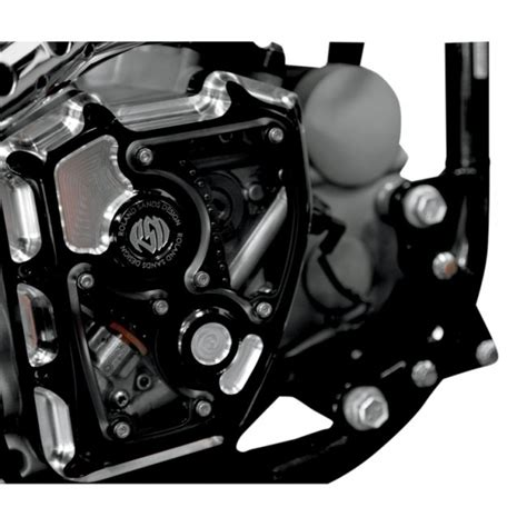 Derby Timer Rsd Clarity Cut For Harley Twincam roland sands rsd black contrast cut clarity timing covers harley 01 15 non fl 0177 2003 bm