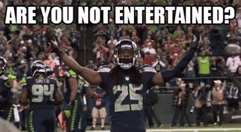 are you not entertained are you not entertained gifs search find make share