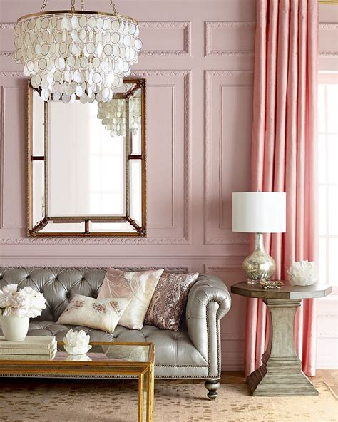 pink design inspiration home decor dk decor