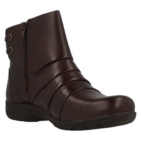 Boot E Sapi 60 donna clarks stivali caviglia mells ruth ebay