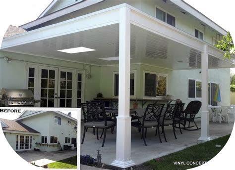 vinyl patio covers advantages of vinyl patio covers aluminum http vinyl concepts aluminum patio covers