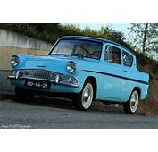 1959 Ford Anglia 105E Related Infomationspecifications