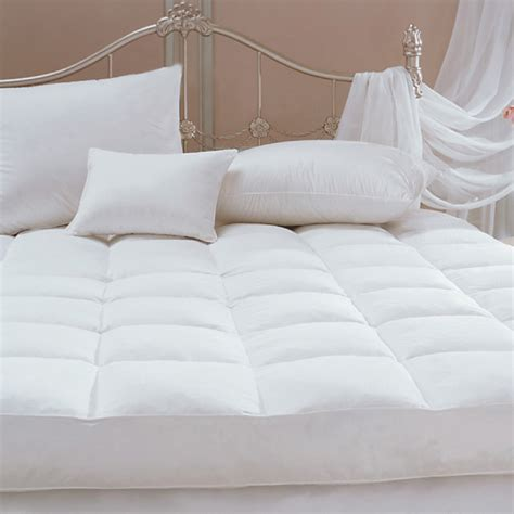 best feather bed down top feather bed feather beds by down right linenplace