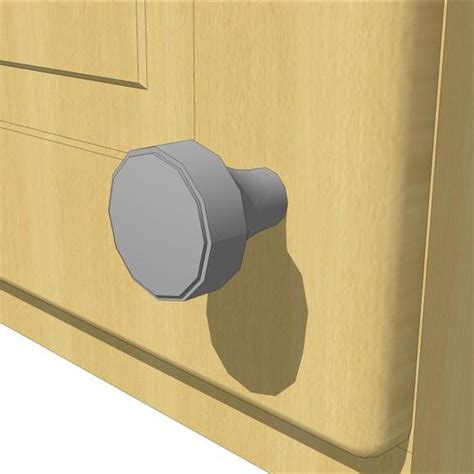 how to add knobs to kitchen cabinets cabinet knobs 3d model formfonts 3d models textures