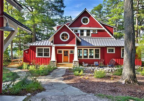Lake Cottage by Lake Cottage Home Bunch Interior Design Ideas