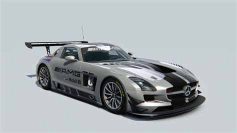 Mercedes Sls Amg Gt3 by Sls Amg Gt3 Assetto Corsa