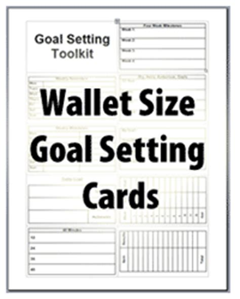 Jim Rohn Goal Setting Worksheet by Goals Archives Personal Success Today