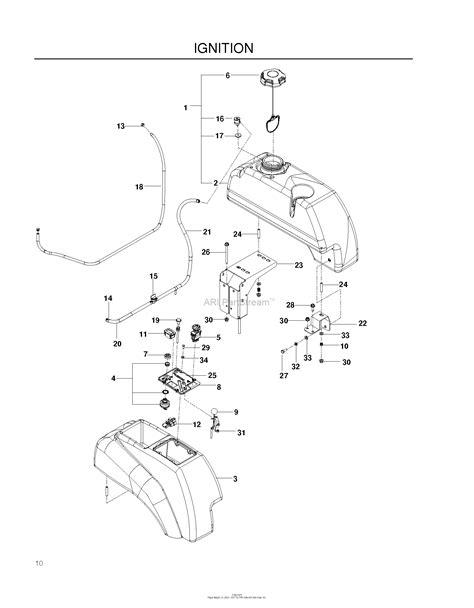 dixon ultra 52 966690601 2011 05 parts diagram for
