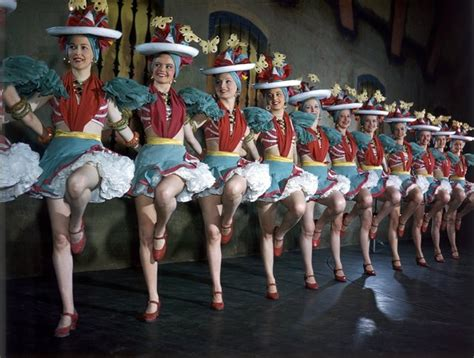 radio city new year legendary legs of the rockettes through the years