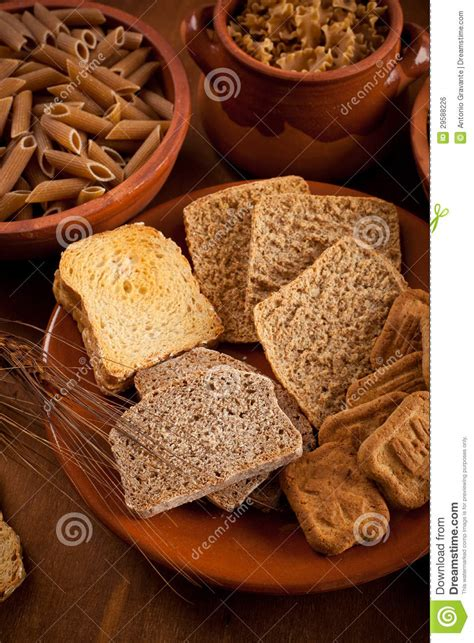 whole grains carbohydrates whole grain carbohydrates royalty free stock image image