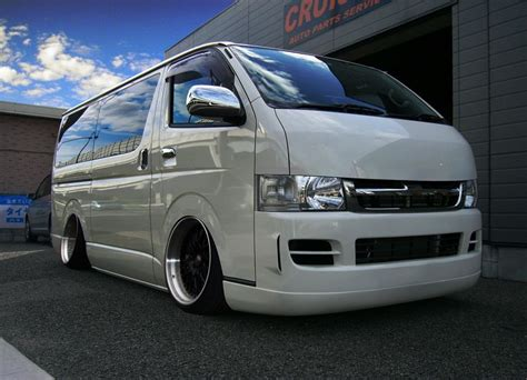toyota hiace vip 199 best images about jdm vans on pinterest honda lion
