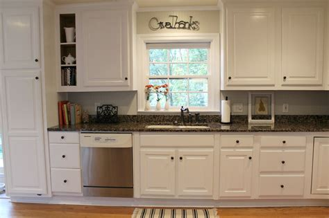 Ideas For Kitchen Cabinets Makeover Ten June Kitchen Makeover Before After