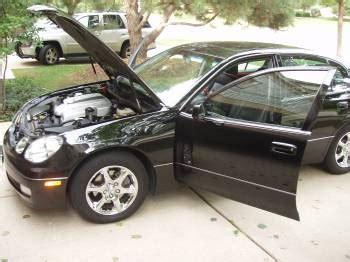 2001 Lexus Gs430 Mpg Il 2001 Lexus Gs430 Black On Black Lower Mileage
