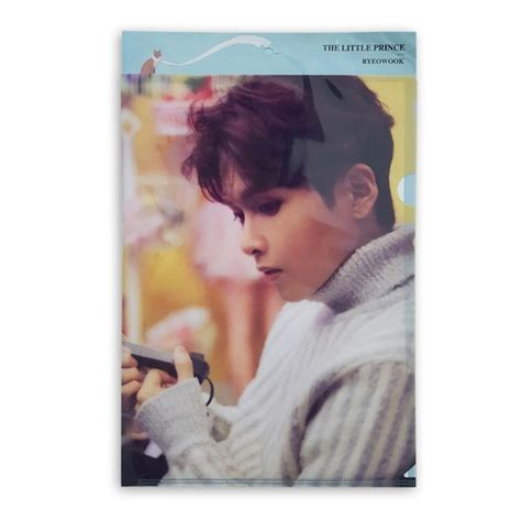 Official Photocard Ryeowook ryeowook prince l holder a