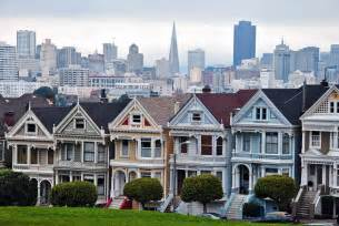 san francisco victorian houses images