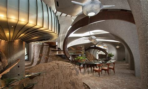 Surreal Interiors exploring futuristic interior design