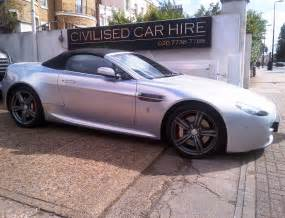 N400 Aston Martin Aston Martin N400 For Hire Civilised Car Hire