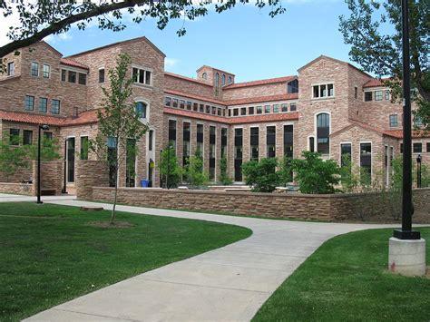 Mba Schools In Colrado by Of Colorado School