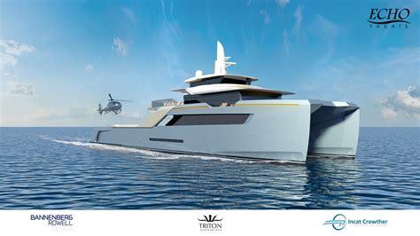 charter catamaran design luxury catamarans yacht charter superyacht news