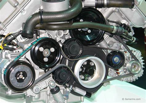 Trotol Innova Bensin 2000cc Ori 1 how does the drive belt tensioner work
