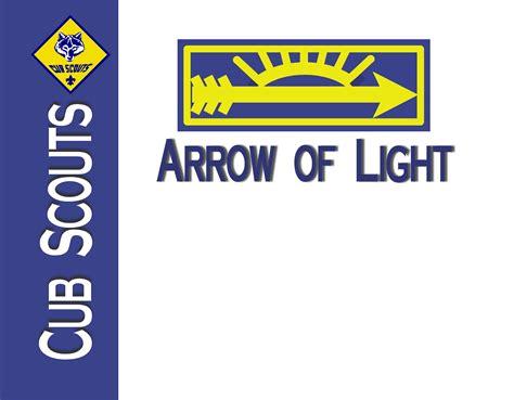 scout arrow of light arrow of light certificate 8 x 10 images the idea door