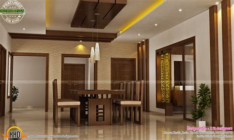 home interior designs modular kitchen bedroom bedroom and dining interior kerala home design and floor plans
