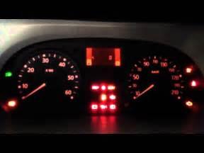 Vauxhall Spanner Warning Light Renault Trafic Reset Service Reset Service Light