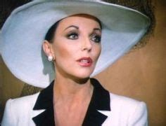 joan collins intv show fashion history dynasty