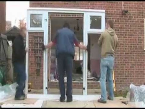 How To Fit Patio Doors Fitting A Wickes Patio Door